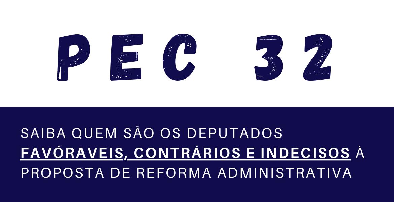 PEC 32 – Não é uma Reforma é o fim do Serviço Público